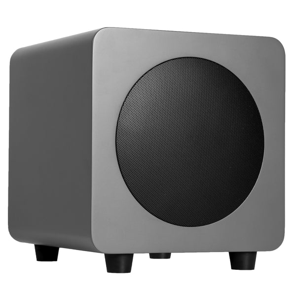 Kanto: SUB6 Powered Subwoofer - Matte Grey (SUB6MG)