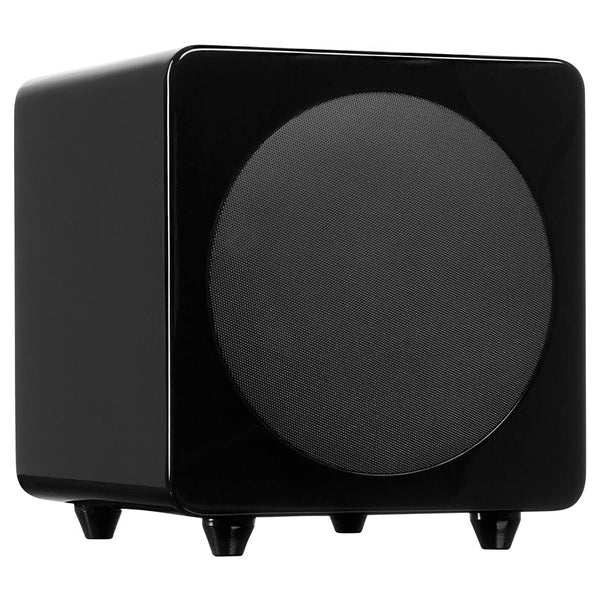 Kanto: SUB8 Powered Subwoofer - Gloss Black (SUB8GB)