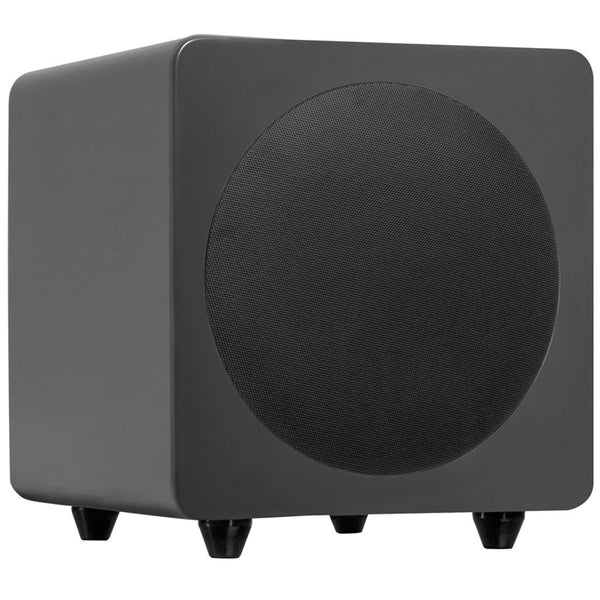 Kanto: SUB8 Powered Subwoofer - Matte Black (SUB8MB)