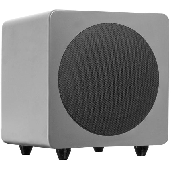 Kanto: SUB8 Powered Subwoofer - Matte Grey (SUB8MG)