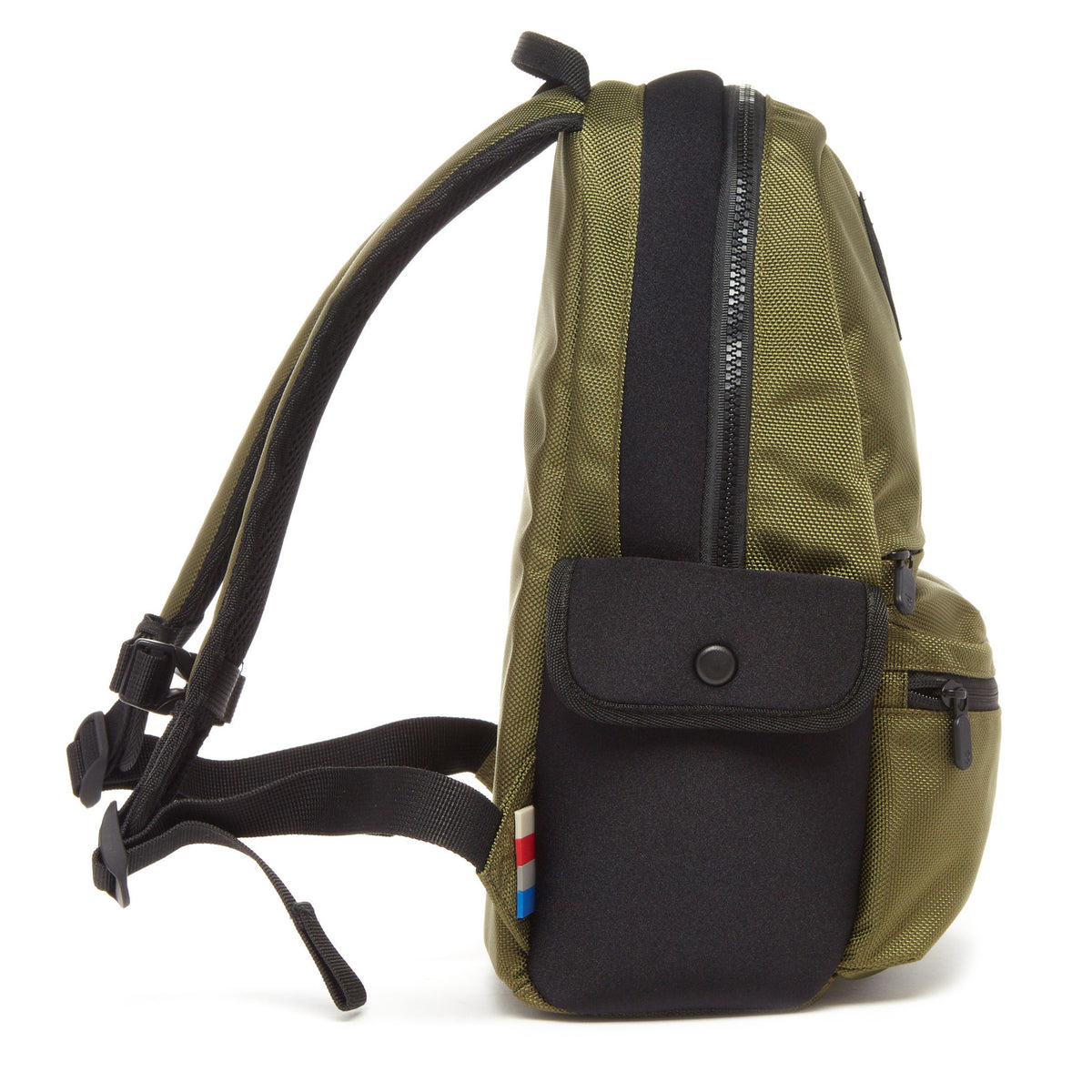 Lexdray: San Diego Pack - Olive (14106-ON) side