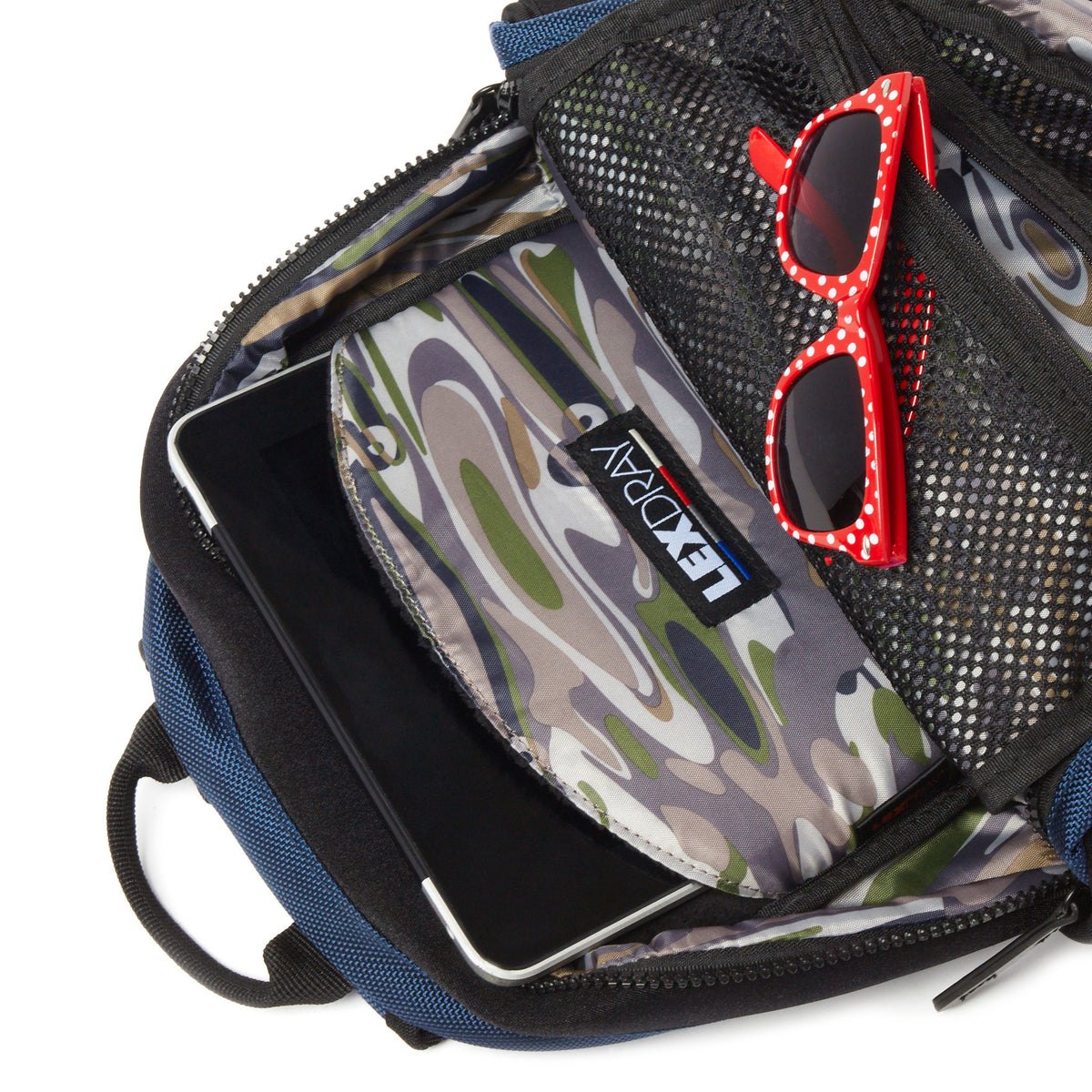 Lexdray: San Diego Pack - Navy (14106-BN) detail