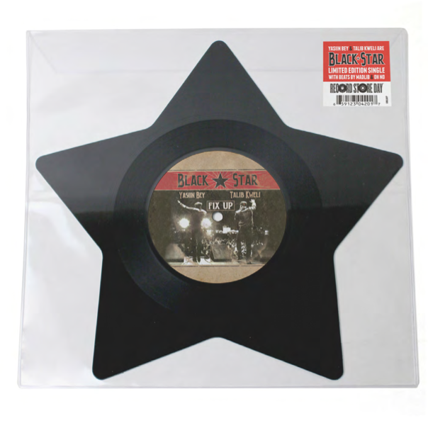 Black Star Record Store Day