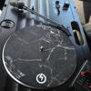 "Raiden: Marble Floor 7"" Slipmat"