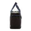 Lexdray: Shanghai Tote - Black / Navy (14103-BN-NT) side