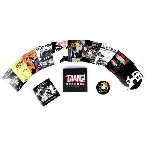 "Taang! Records: The First 10 Singles 1984-88 7"" Vinyl Boxset (Record Store Day 2014)"