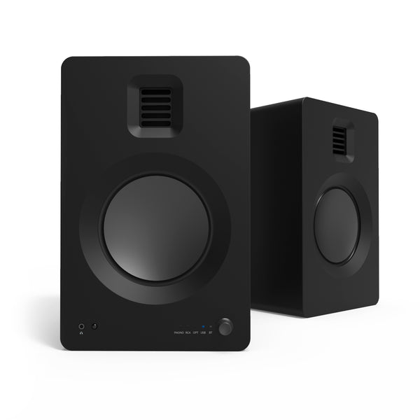 Kanto: TUK Powered Speakers - Matte Black (TUKMB)