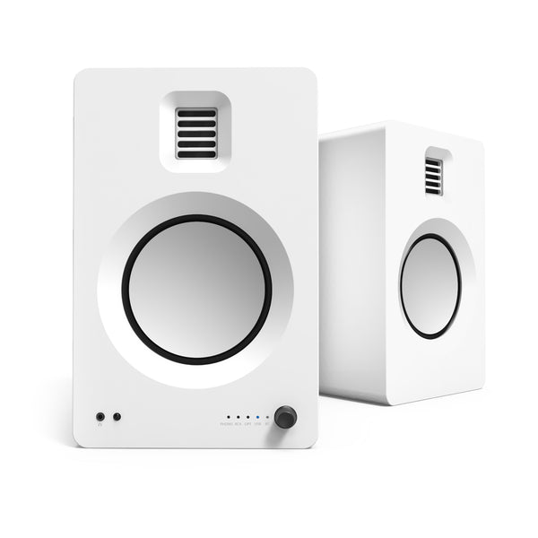 Kanto: TUK Powered Speakers - Matte White (TUKMW)