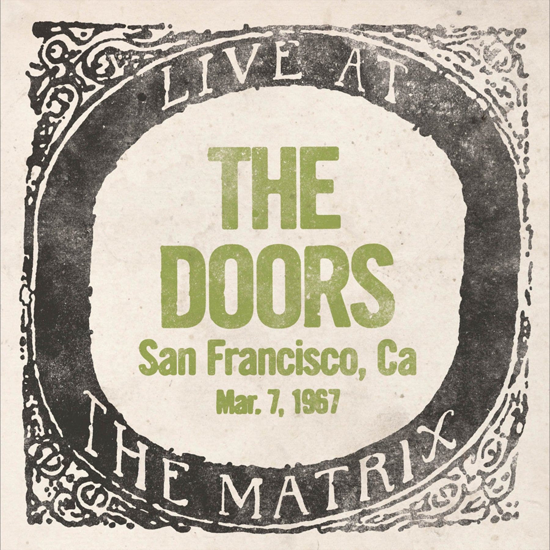 The Doors Live At The Matrix u002767 Vinyl LP (Record Store Day)  sc 1 st  Turntable Lab & The Doors: Live At The Matrix u002767 Vinyl LP (Record Store Day ...