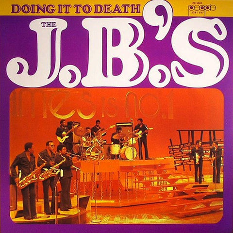 JBs: Doing It To Death (James Brown) LP