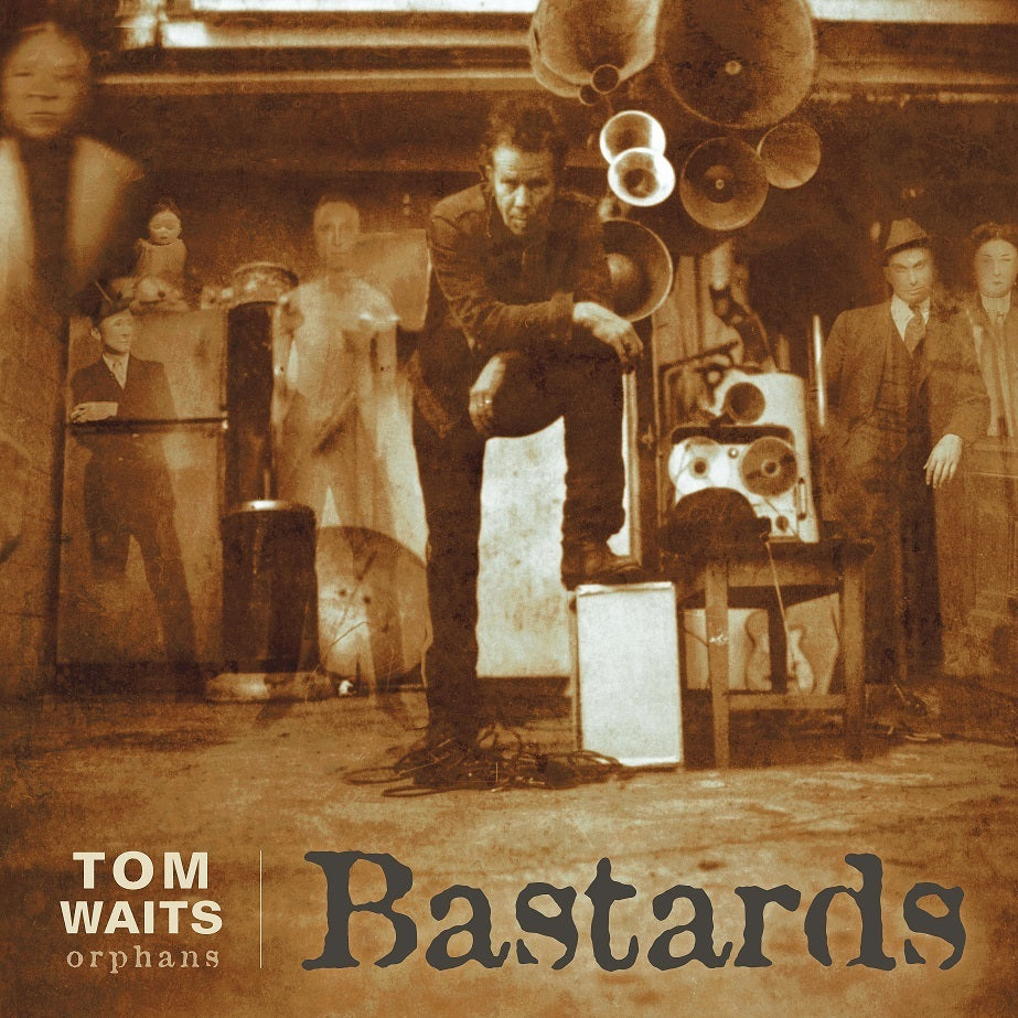 Tom Waits: Bastards (180g, Grey Colored Vinyl) Vinyl LP (Record Store Day)