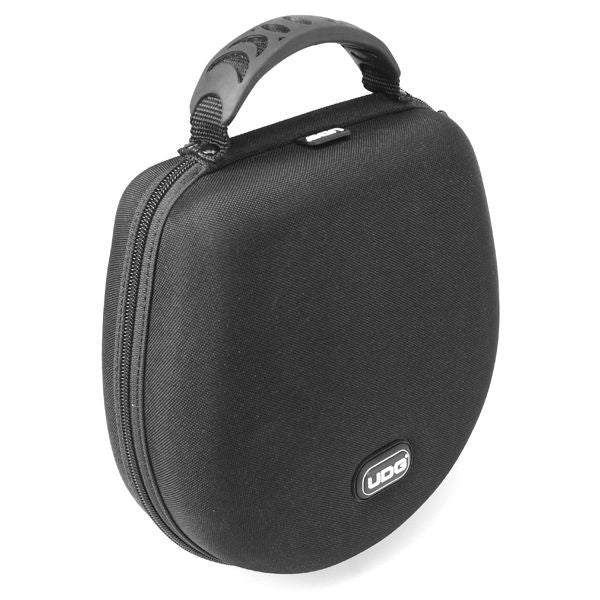 UDG: Creator Headphone Case Large - Black (U8200BL)