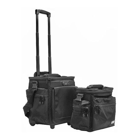 UDG: Sling Bag Deluxe Trolley Set - Black / Orange (U9679BL/OR)
