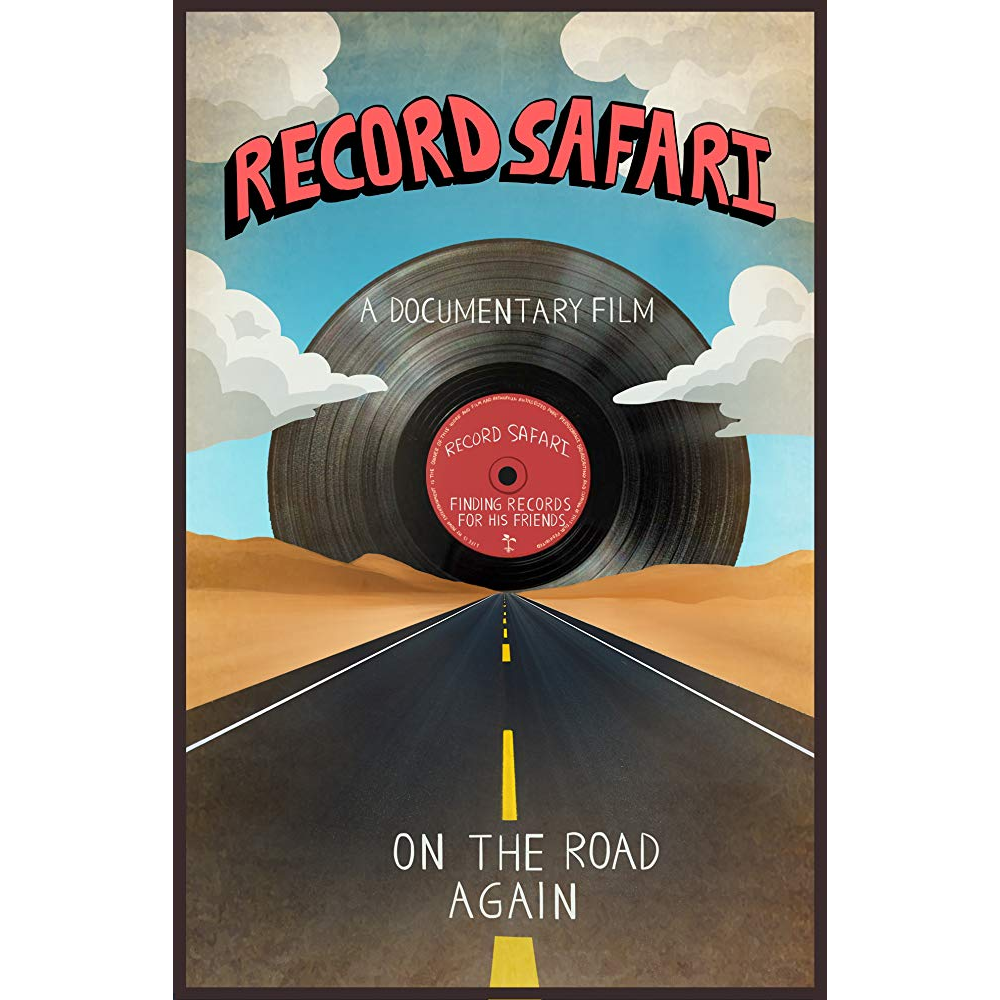 Record Safari: Record Safari DVD (Record Store Day)