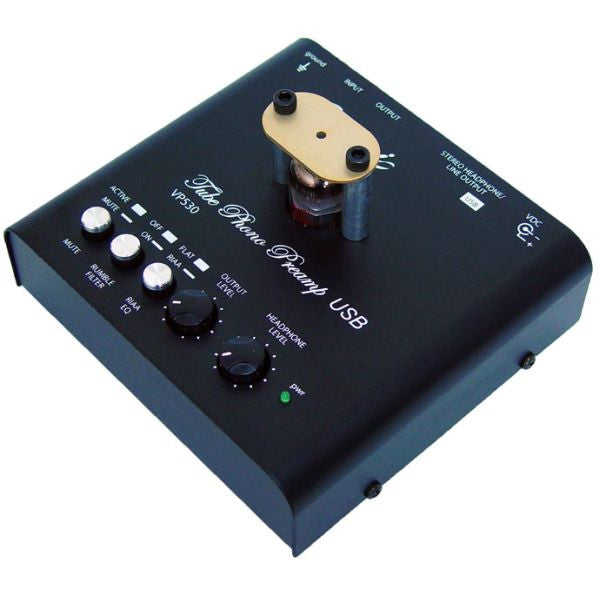 Bellari: VP 530 USB Tube Phono Preamp