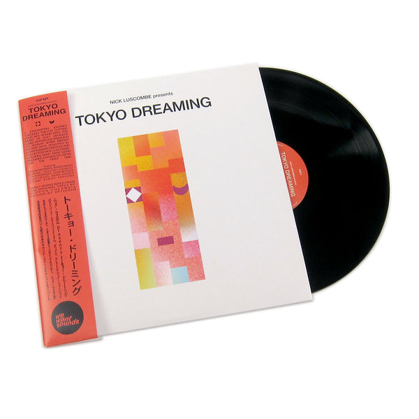 Wewantsounds: Tokyo Dreaming pres. by Nick Luscombe (Nippon Columbia) Vinyl