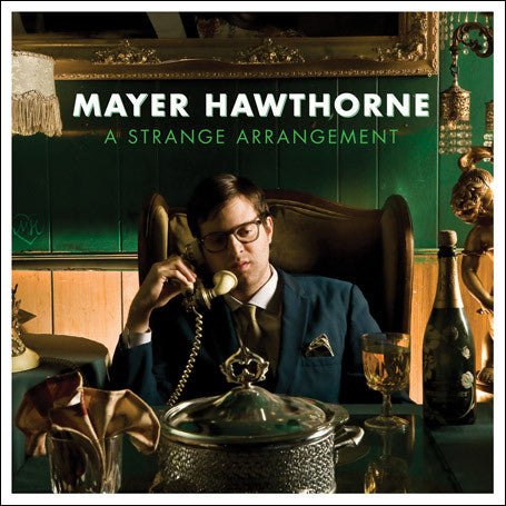 Mayer Hawthorne: A Strange Arrangement Vinyl 2LP