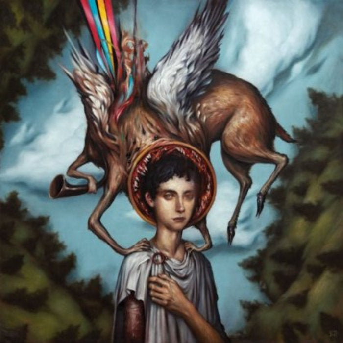 Circa Survive Blue Sky Noise (Colored Vinyl) Vinyl LP (Record Store Day)