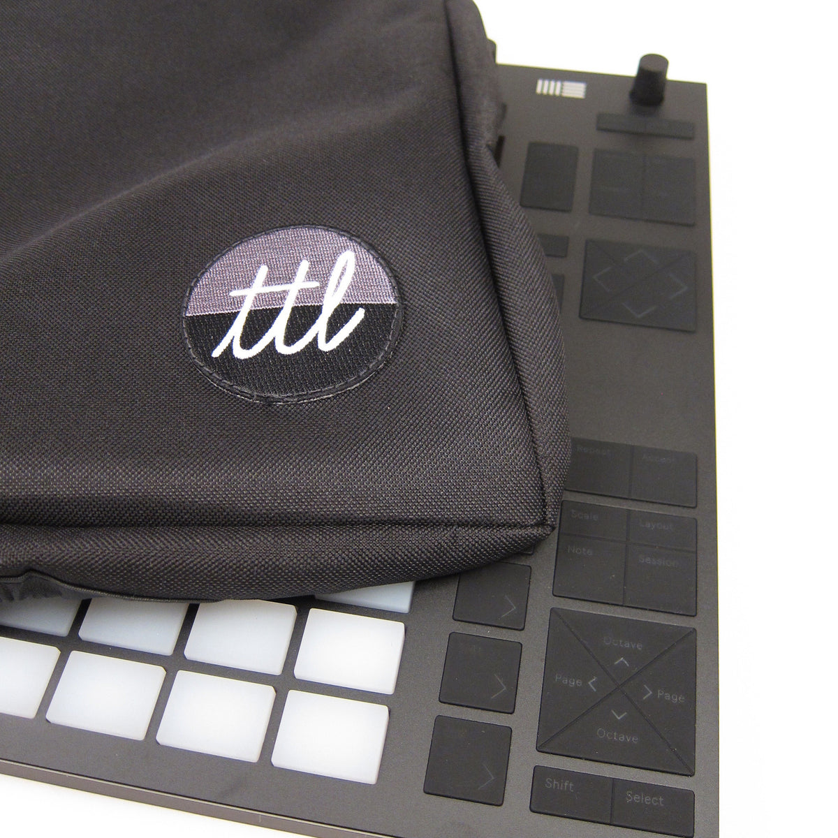 Turntable Lab: Custom Fit Ableton Push 2 Cover (Original Version)