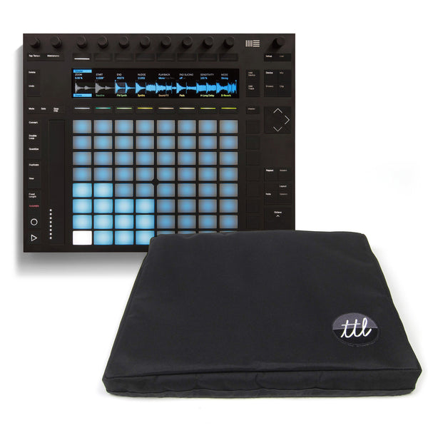 Ableton: Push 2 Controller For Live + Turntable Lab Custom Fit Cover