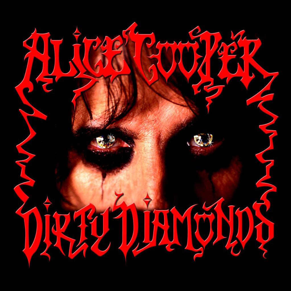 Alice Cooper: Dirty Diamonds (Colored Vinyl) Vinyl LP (Record Store Day)