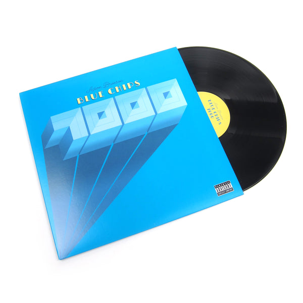 Action Bronson: Blue Chips 7000 Vinyl LP