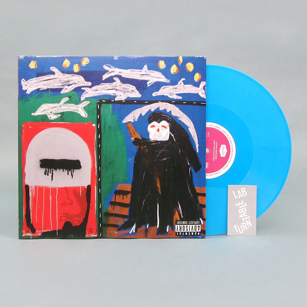 Action Bronson: Only For Dolphins Colored Vinyl