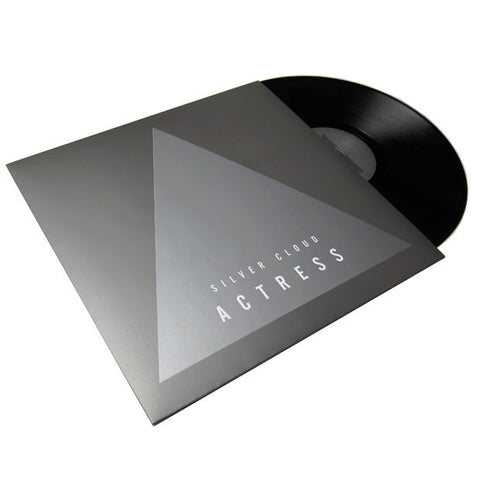Actress: Silver Cloud Vinyl 12""