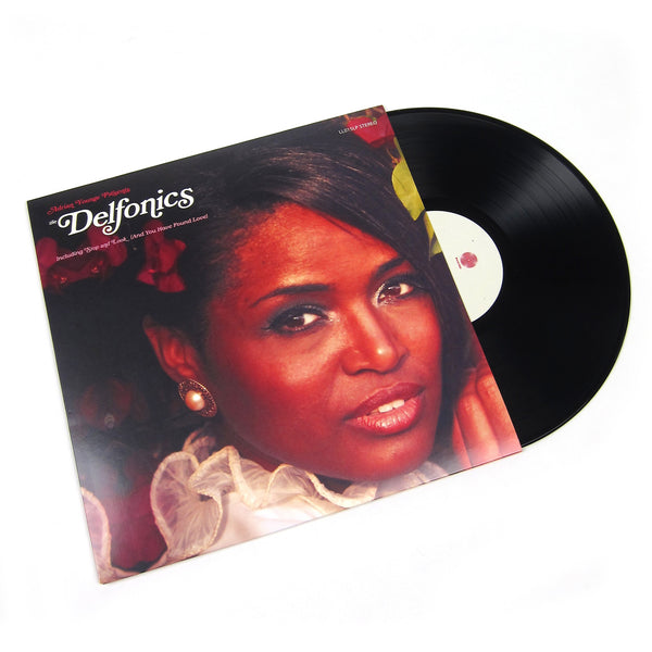 Adrian Younge: Adrian Younge Presents The Delfonics Vinyl LP