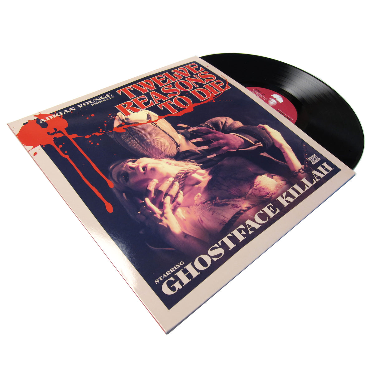 Ghostface Killah: 12 Reasons To Die (Adrian Younge) LP