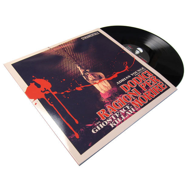 Ghostface Killah: 12 Reasons To Die Instrumentals (Adrian Younge) LP