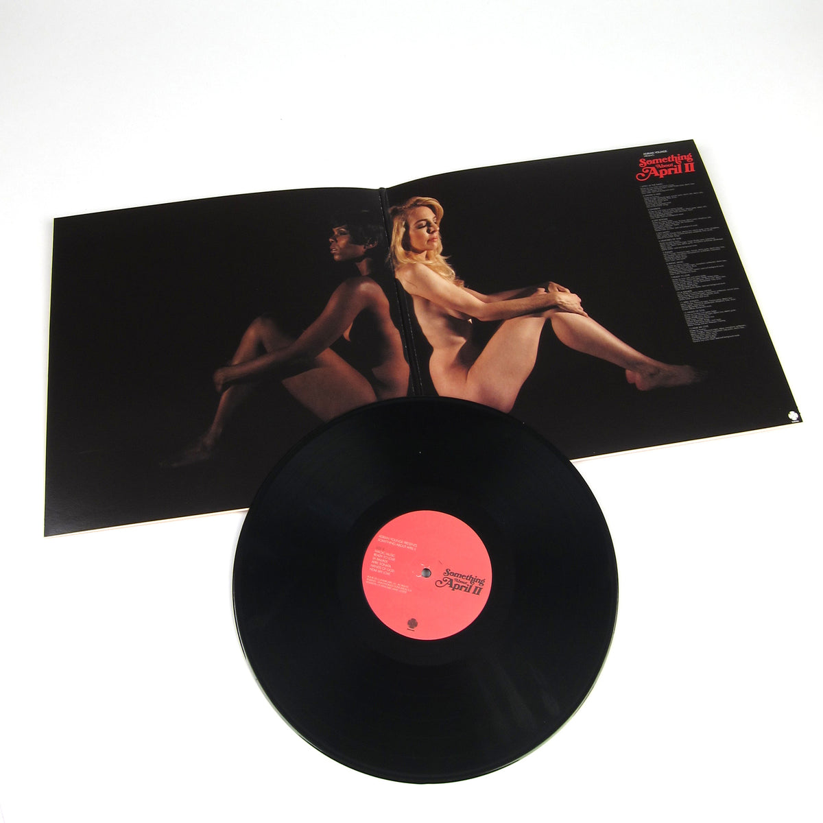 Adrian Younge: Something About April II Vinyl LP