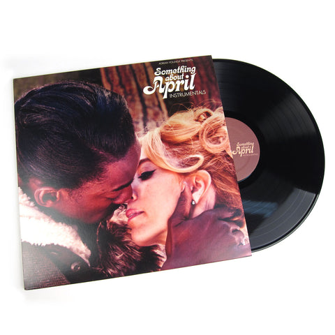 Adrian Younge: Something About April Instrumentals Vinyl LP
