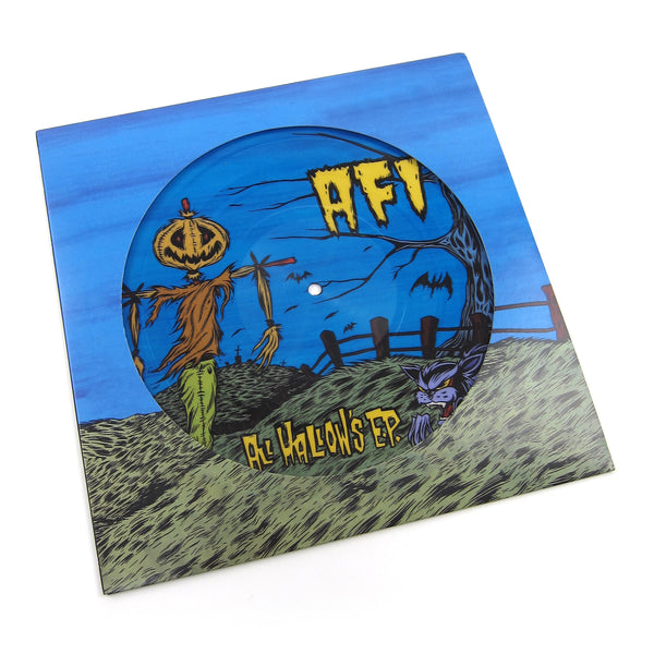 AFI: All Hallows E.P. (Pic Disc) Vinyl 10""