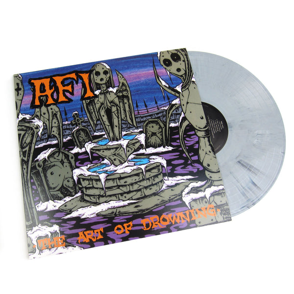 AFI: The Art Of Drowning (Colored Vinyl) Vinyl LP