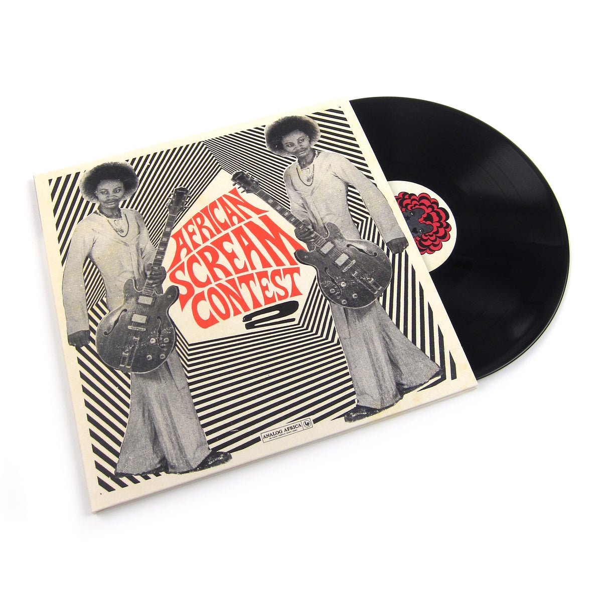 Analog Africa: African Scream Contest 2 Vinyl 2LP
