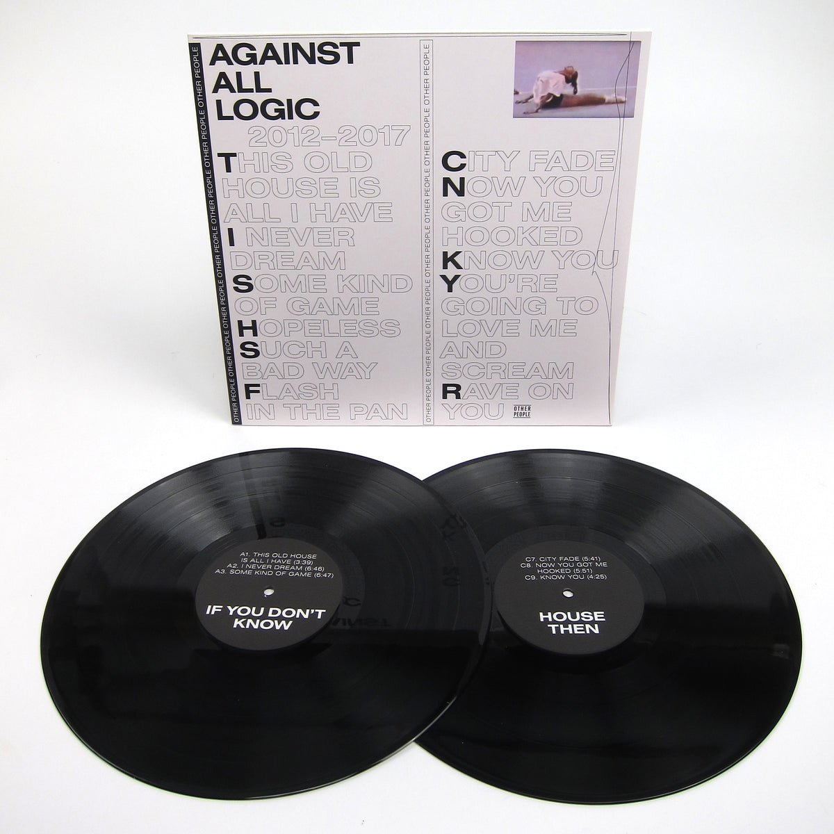 Against All Logic: 2012-2017 (Nicolas Jaar) Vinyl 2LP