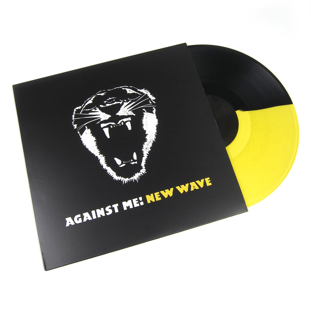 Against Me!: New Wave (Colored Vinyl) Vinyl LP
