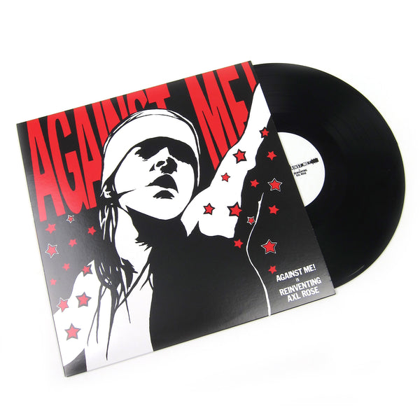 Against Me!: Reinventing Axl Rose Vinyl LP