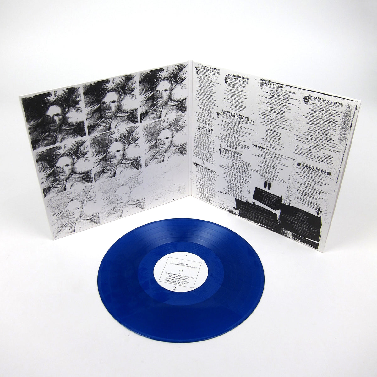 Against Me!: Transgender Dysphoria Blues (Colored Vinyl) Vinyl LP