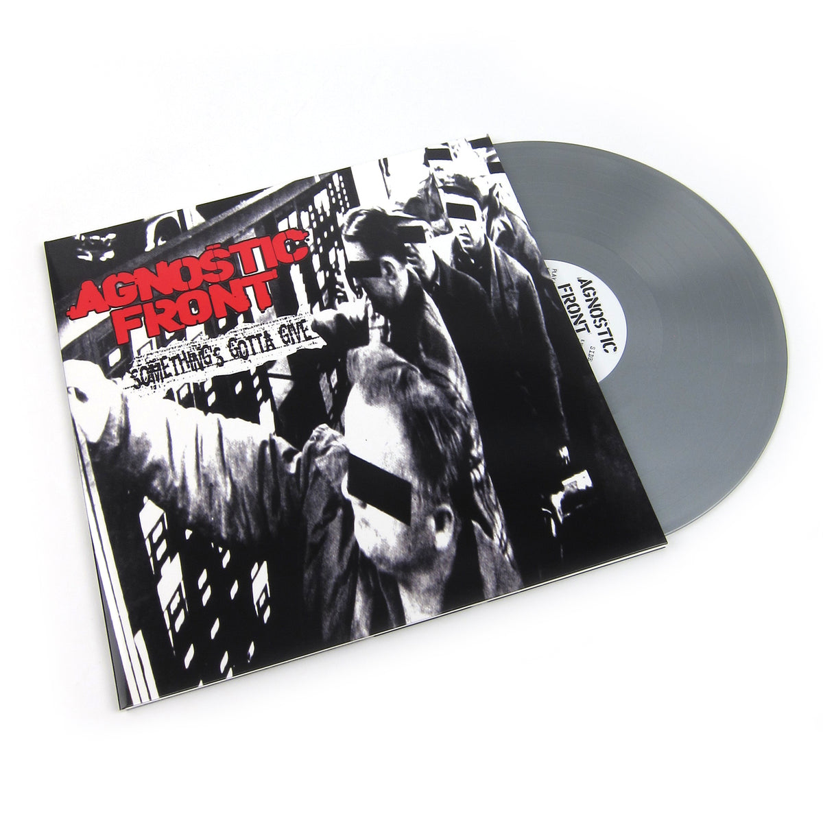 Agnostic Front: Something's Gotta Give (Colored Vinyl) Vinyl LP
