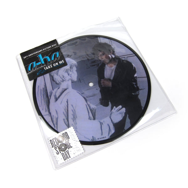 "A-Ha: Take On Me Pic Disc Vinyl 7"" (Record Store Day)"