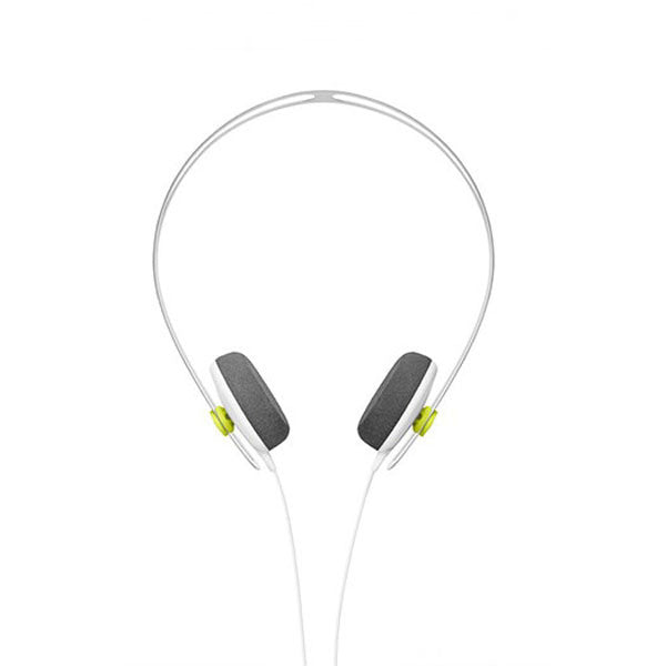 AIAIAI: Tracks Headphones w/ Mic - White