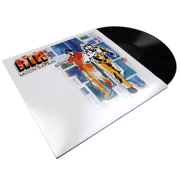 Air: Moon Safari LP