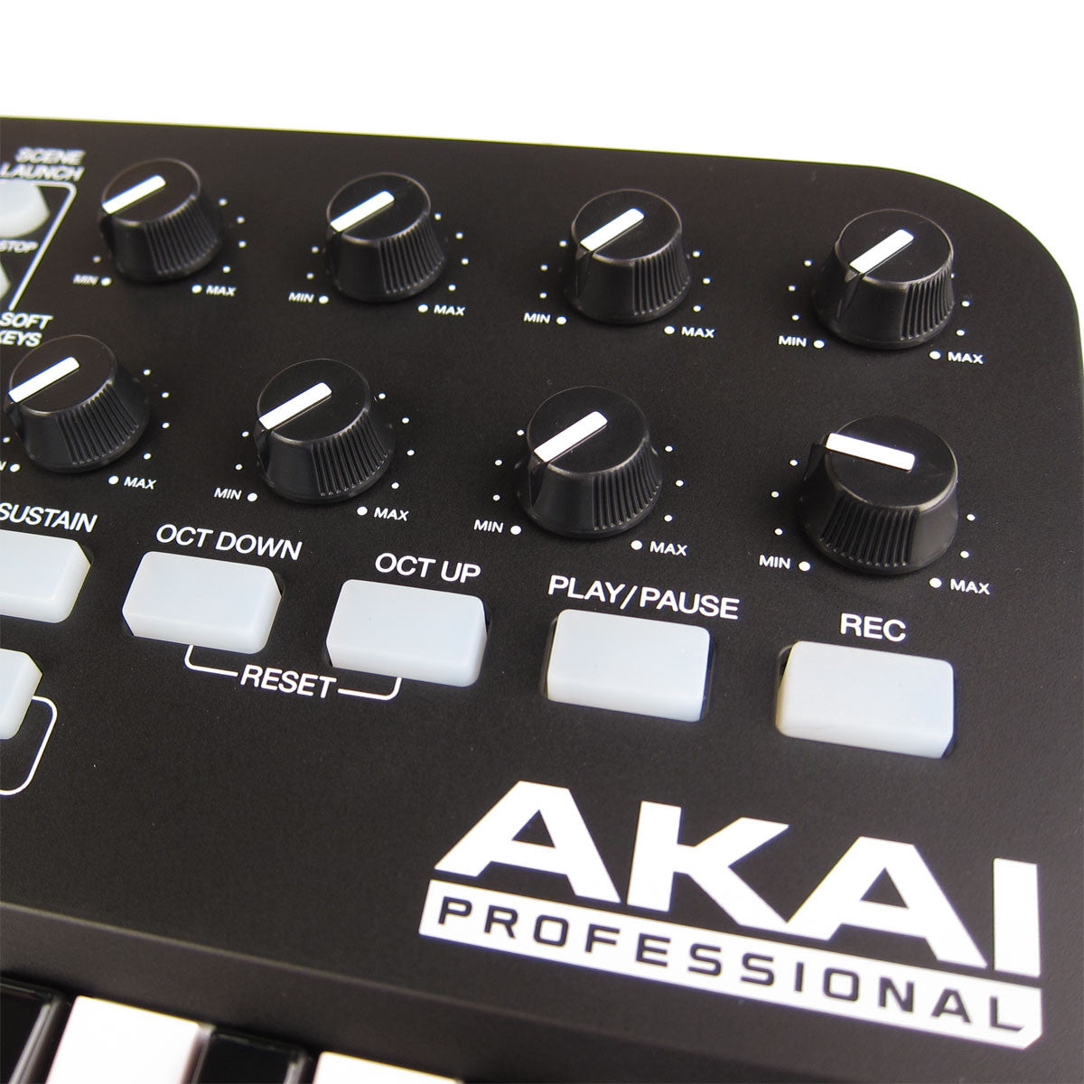 Akai: APC Key 25 Ableton Live Controller with Keyboard knobs