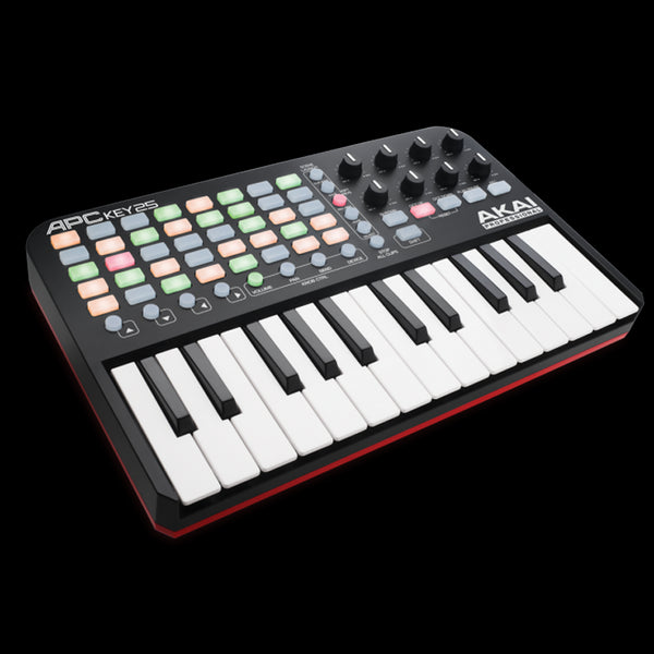 Akai: APC Key 25 Ableton Live Controller with Keyboard