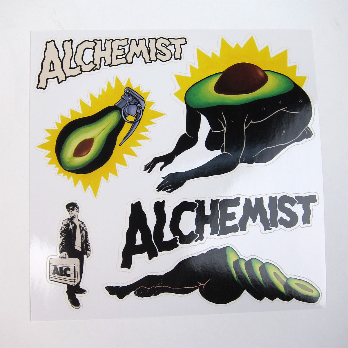 The Alchemist: Israeli Salad (Colored Vinyl) Vinyl 2LP