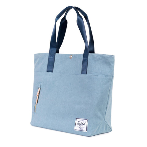 Herschel Supply Co.: Alexander Tote - Denim 12oz Cotton Canvas