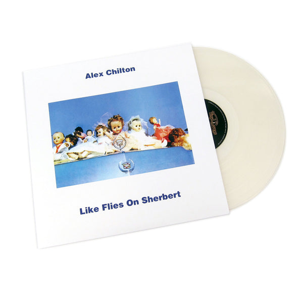 Alex Chilton: Like Flies On Sherbert (Colored Vinyl)