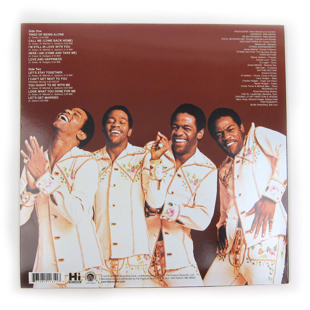 Al Green: Greatest Hits (180g) Vinyl LP